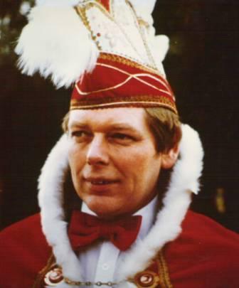 1981 - Paul dn Anhouwer Paul v.d. Oetelaar
