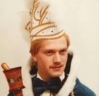 1984 - Elektron Theo Hendriks