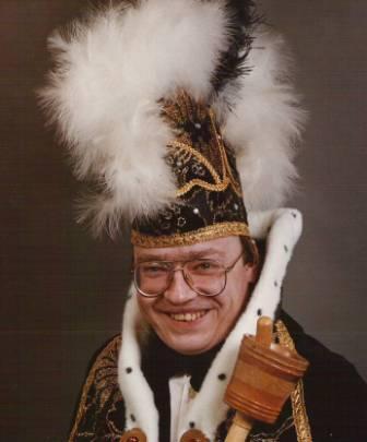 1986 - Organisatorius Christ Smits